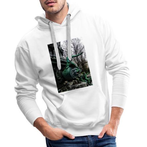 Merch 2 - Männer Premium Hoodie