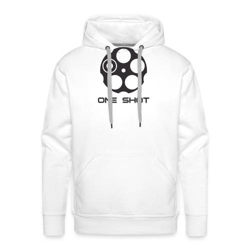 Oneshot - Sweat-shirt à capuche Premium pour hommes