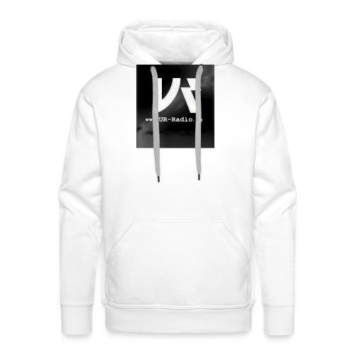 logo spreadshirt - Männer Premium Hoodie