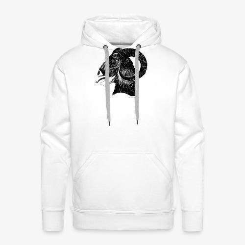 GoatHead - Männer Premium Hoodie