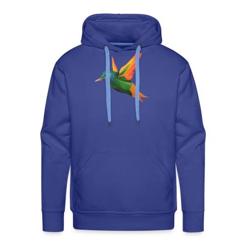 EXOTIC BIRD - MINIMALIST - Sweat-shirt à capuche Premium pour hommes