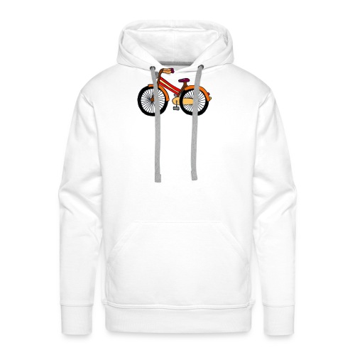 Hipster Bike Shirt 2016 Collection Verano Summer - Sudadera con capucha premium para hombre