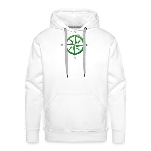 Team Bushcraft Kompass - Männer Premium Hoodie