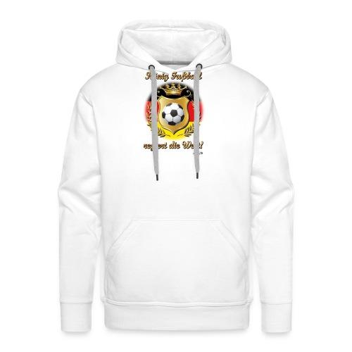 König Fussball03 - Männer Premium Hoodie