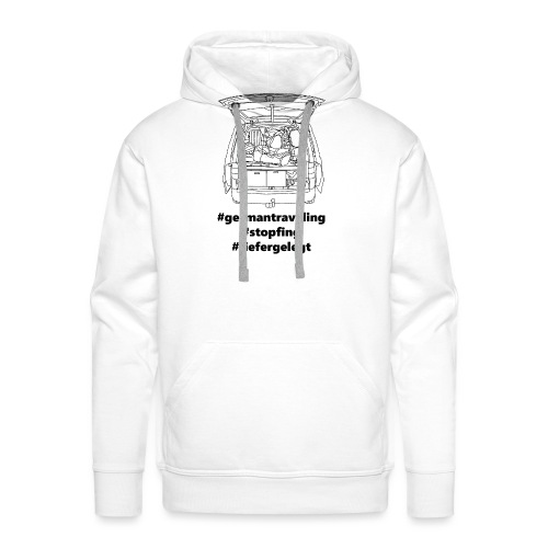 #NumberTwo - Männer Premium Hoodie