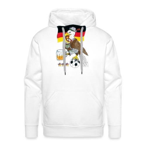 Deutscher Bundesadler - Männer Premium Hoodie