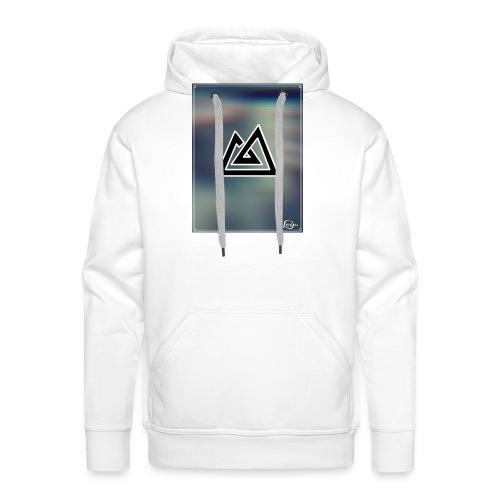 Montagne. - Sweat-shirt à capuche Premium pour hommes
