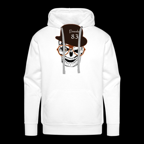 FIRAVAKA C.L. ★ T-SHIRT - Sweat-shirt à capuche Premium pour hommes