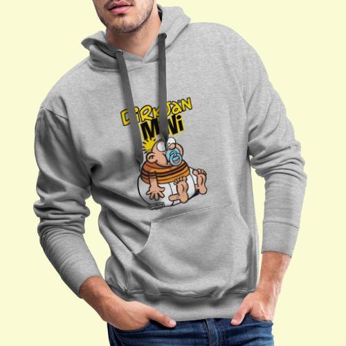 DirkjanBaby - Mannen Premium hoodie