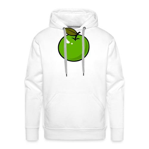 appel_d - Mannen Premium hoodie