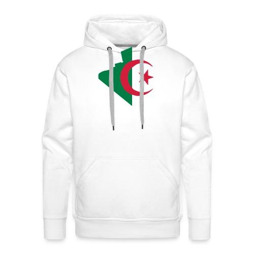 vive l'Algérie - Sweat-shirt à capuche Premium pour hommes