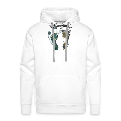 Born To Barefoot - Men's Premium Hoodie