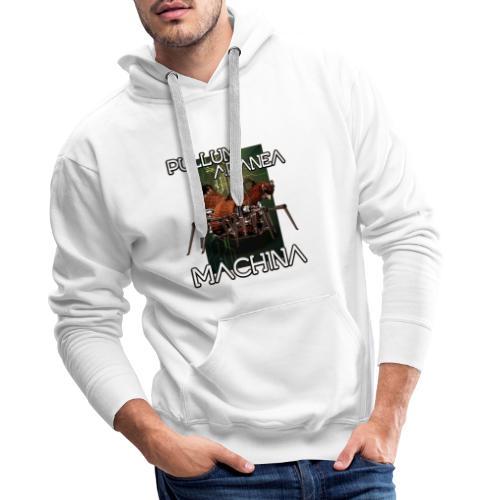 Pullum Aranea Machina - Mannen Premium hoodie