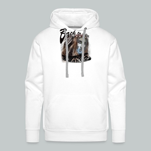 progress2 - Mannen Premium hoodie