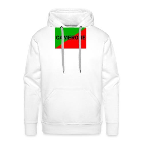Camerone - Sweat-shirt à capuche Premium pour hommes