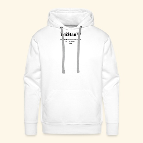 Collection 2 Ŧяi$ŧan™ Clothes - Sweat-shirt à capuche Premium pour hommes