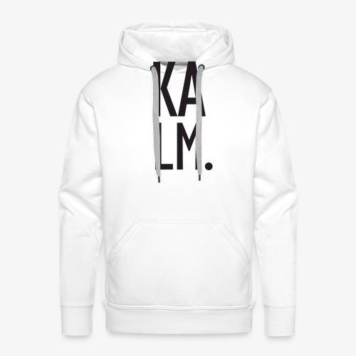 KALM Big - Men's Premium Hoodie