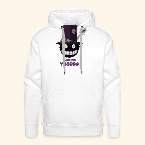voodoo - Sweat-shirt à capuche Premium pour hommes