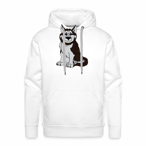Husky - Männer Premium Hoodie