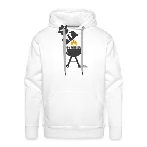 BBQ Syndikat - Mafia Grillshirt - Männer Premium Hoodie