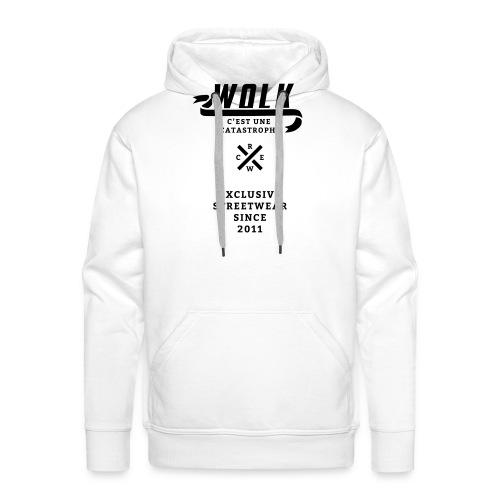 varsityx04 - Mannen Premium hoodie