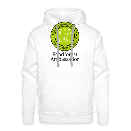 foodfores Ambassador gr - Männer Premium Hoodie