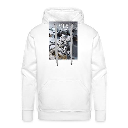 Design VIB PARIS Interior Collection - Sweat-shirt à capuche Premium pour hommes