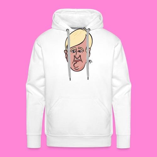 Donald - Mannen Premium hoodie