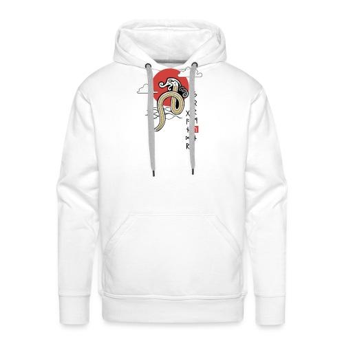 Jormungand - Sweat-shirt à capuche Premium pour hommes