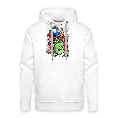t shirt design best of 2012 by toen d5qaap9 png - Mannen Premium hoodie