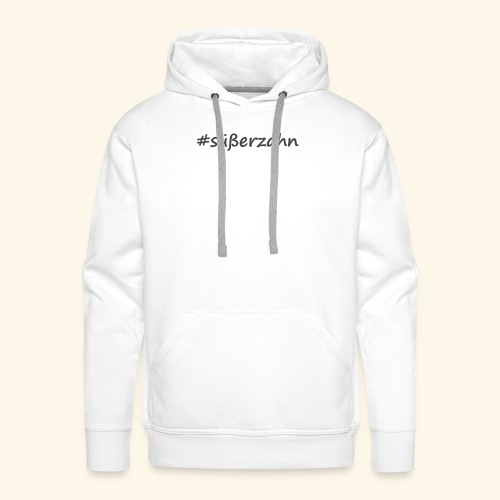 sweettooth - Männer Premium Hoodie