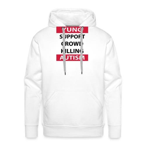 Crowdkill - Mannen Premium hoodie