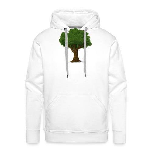 Ek träd - Premiumluvtröja herr