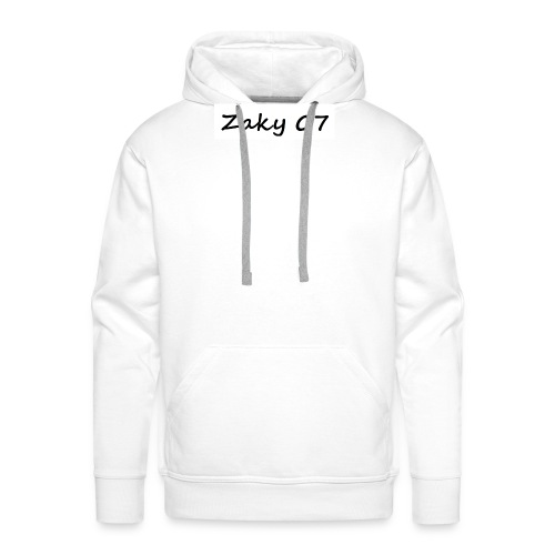 New Merch Design #1 - Men's Premium Hoodie