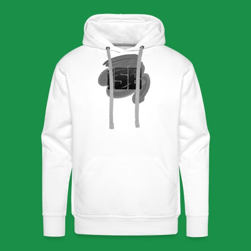 logo simple 1 png - Sweat-shirt à capuche Premium pour hommes