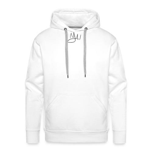 yw - Mannen Premium hoodie