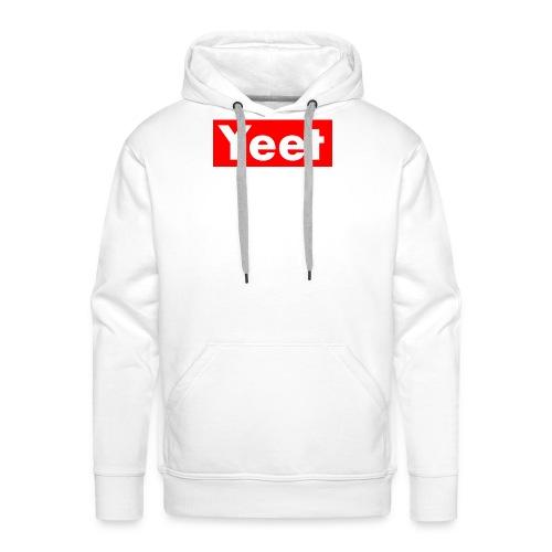 Popular Clothing Brand, Yeet parody - Men's Premium Hoodie