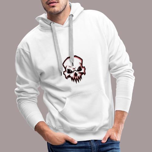 HC HEAD WITH EFFECTS 1 - Mannen Premium hoodie
