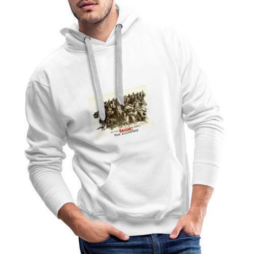 Chemise Baugnez - Sweat-shirt à capuche Premium pour hommes