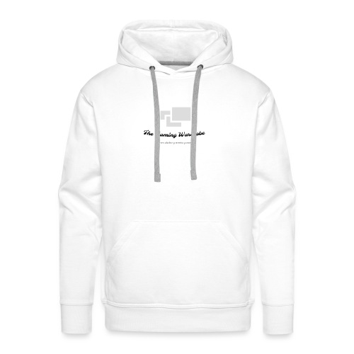 *UPDATED* TheGamingWardrobe Official Logo - Men's Premium Hoodie