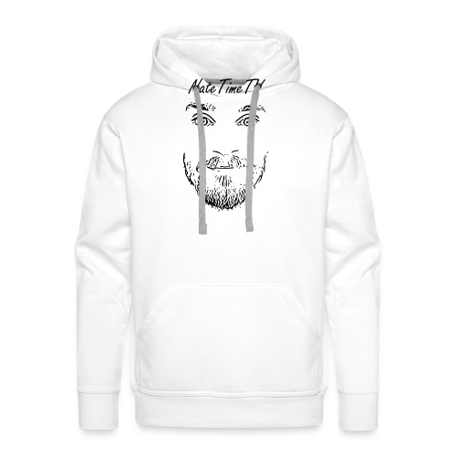 nttvfacelogo2 cheaper - Men's Premium Hoodie
