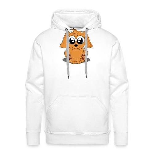 Cute Puppy - Männer Premium Hoodie