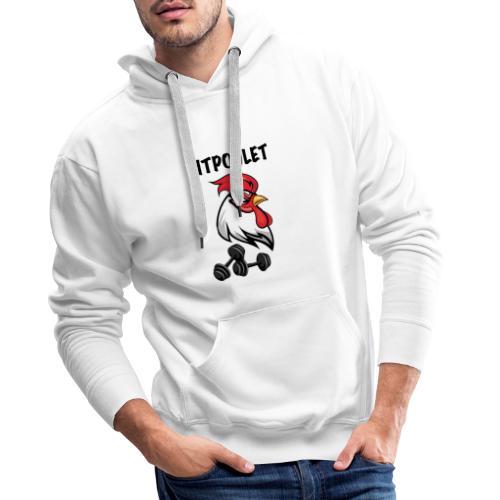 Kalu FITPOULET - Sweat-shirt à capuche Premium pour hommes