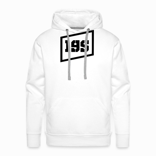 19series Logo - Männer Premium Hoodie