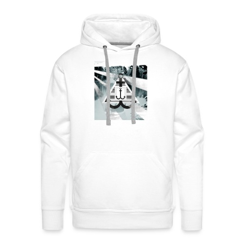 See-Anker - Männer Premium Hoodie