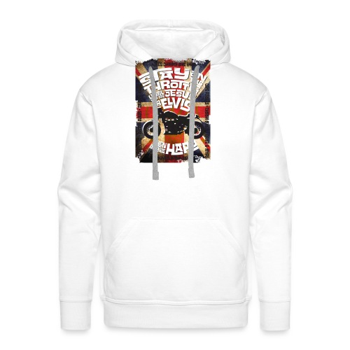 Kabes British Customs - Men's Premium Hoodie