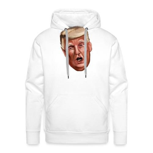 trump - Sweat-shirt à capuche Premium pour hommes