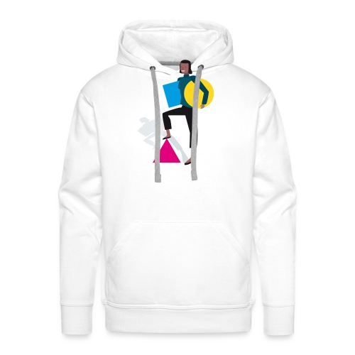 Corporate-Design-Logo - Männer Premium Hoodie