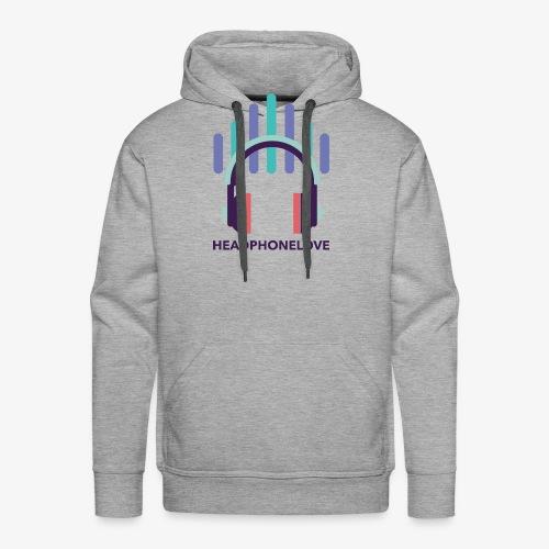 headphonelove - Männer Premium Hoodie