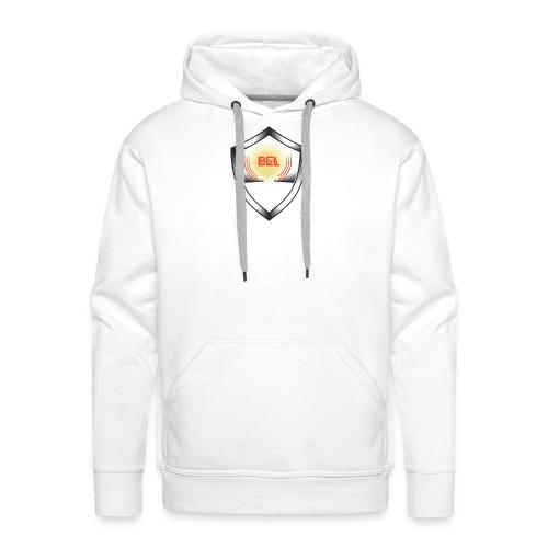 Belgien T-Shirt Design(1) - Männer Premium Hoodie